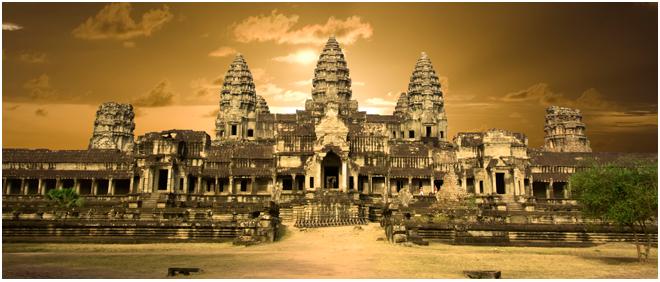 Angkor Wat PNG - 55626