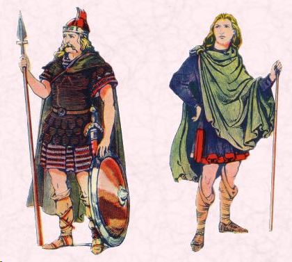3. - Anglo Saxons PNG