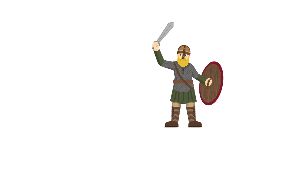 Romans Britons Anglo-Saxons Picts - Anglo Saxons PNG