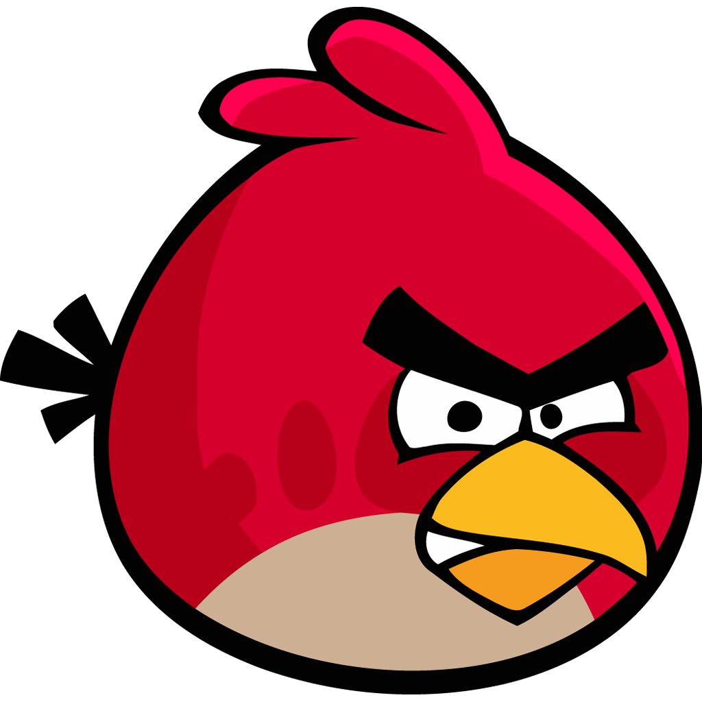 Angry Bird Icon | Angry Birds Iconset | Femfoyou - Angry Birds HD PNG