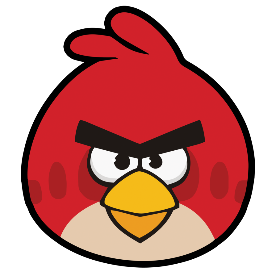 Angry-Birds-HD-Wallpaper - Angry Birds HD PNG