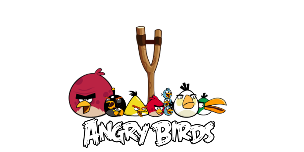 Full resolution PlusPng.com  - Angry Birds PNG