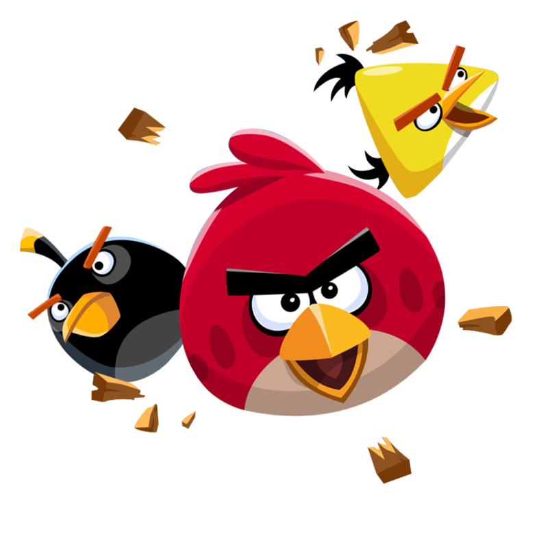 png 800x799 Angry bird transparent background PlusPng.com  - Angry Birds PNG