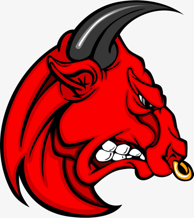 angry bulls look crazy, Anger, Pissed Off, Bull PNG Image and Clipart - Angry Bull PNG