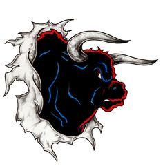 Angry Bull PNG - 170982