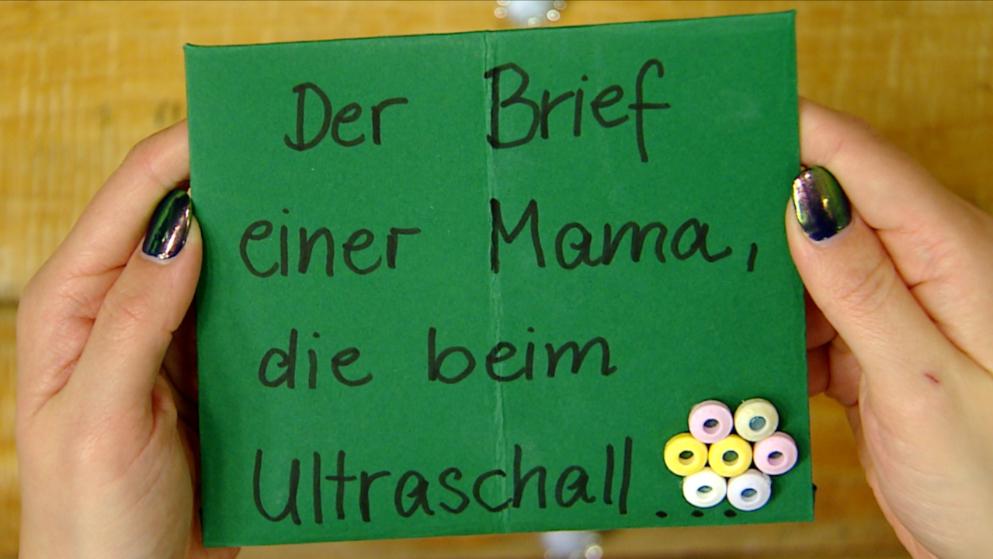 Schlimmer Verdacht beim Ultraschall | Ein Brief an alle Schwangeren, die Angst  haben - Videos - Bild.de - Angst Haben PNG