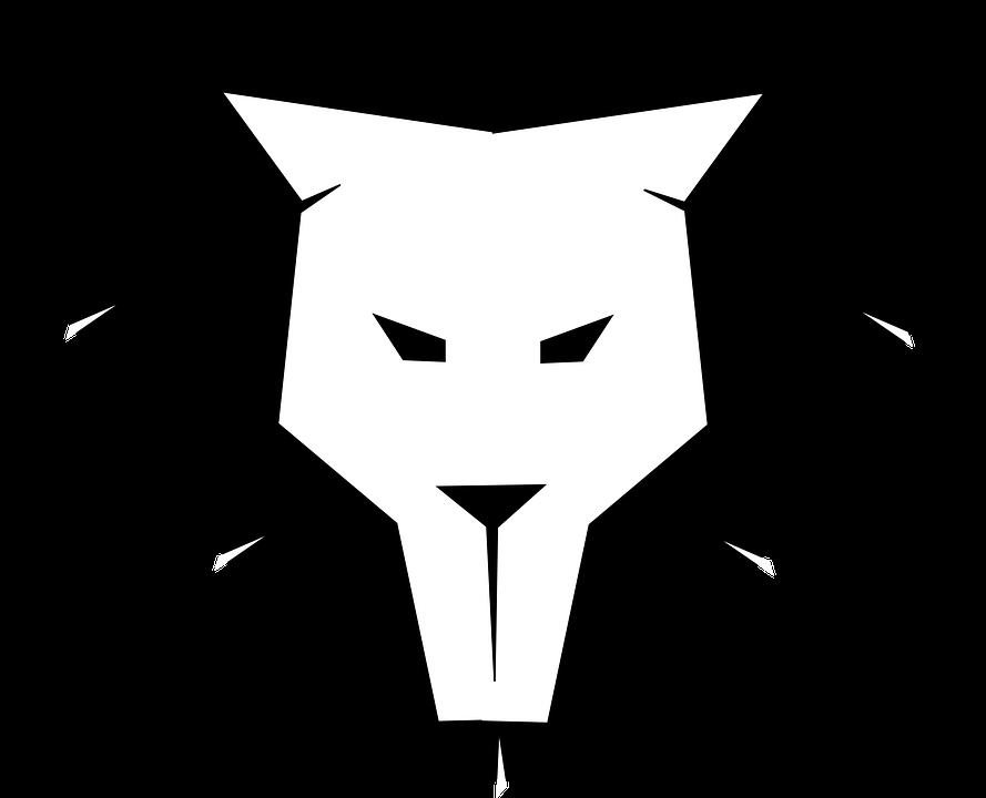 Lion, Silhouette, Logo, Animal, Sign, Symbol, Head - Animal Logo PNG