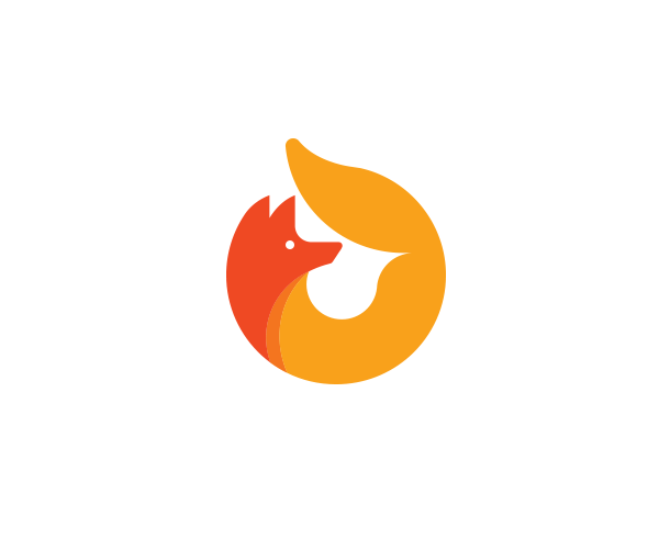 Looking for creative fox logo design to get inspiration for free? Check out  our latest collection of creative logo design, create your own logo design  free - Animal Logo PNG