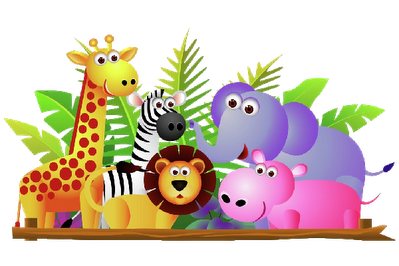 Amazing Animal Facts - Animal PNG HD For Kids