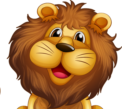 Lion Animal Facts for Kids - Animal PNG HD For Kids