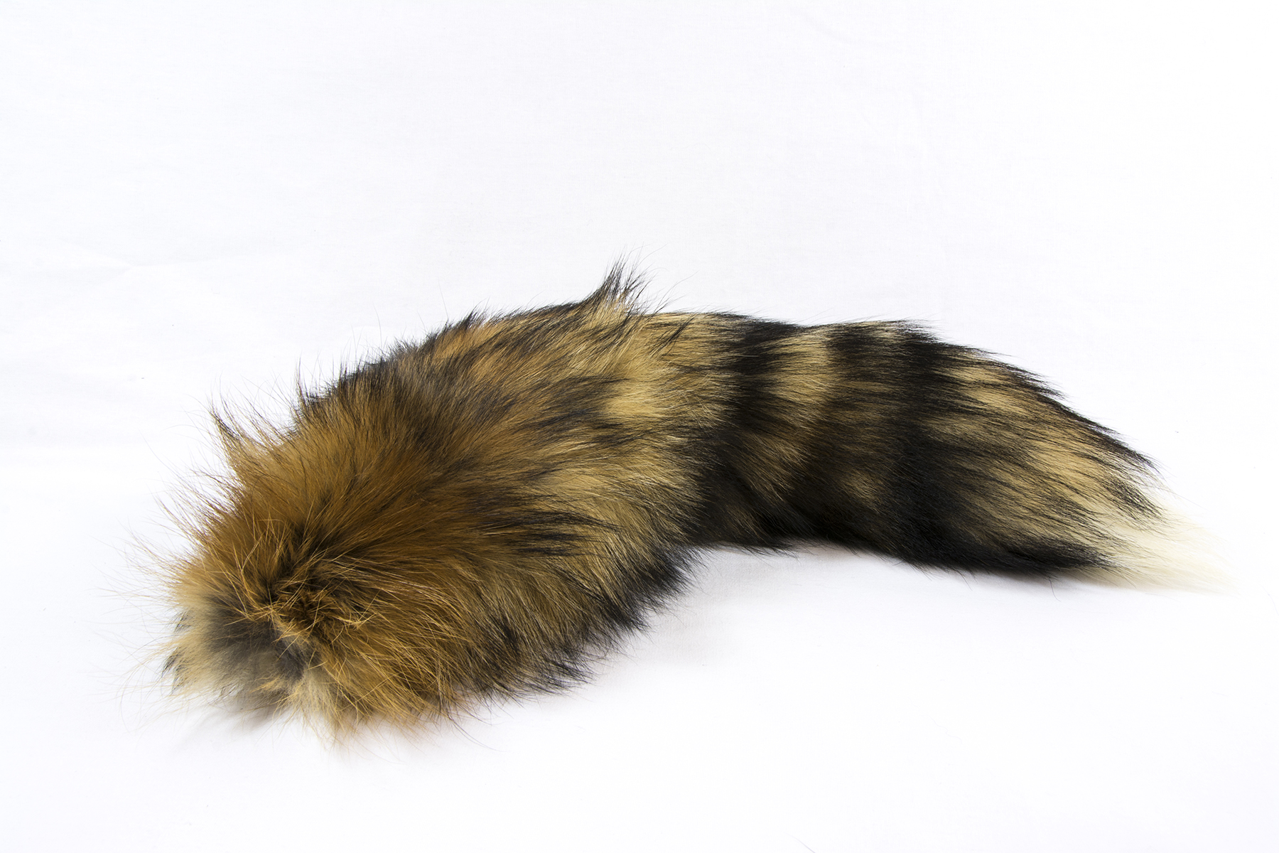 Red Fox Tail - Animal Tail PNG