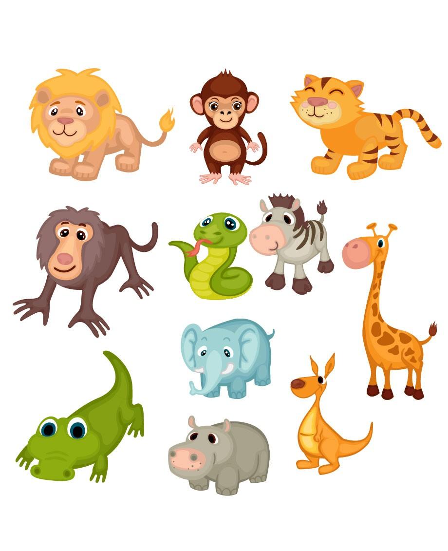 animals-vector-1. Animal vector PlusPng.com  - Animal Vector PNG