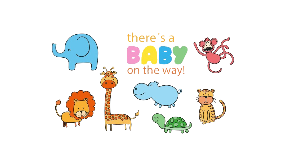 Cute Kids Transparent PNG - Animals Reading PNG HD