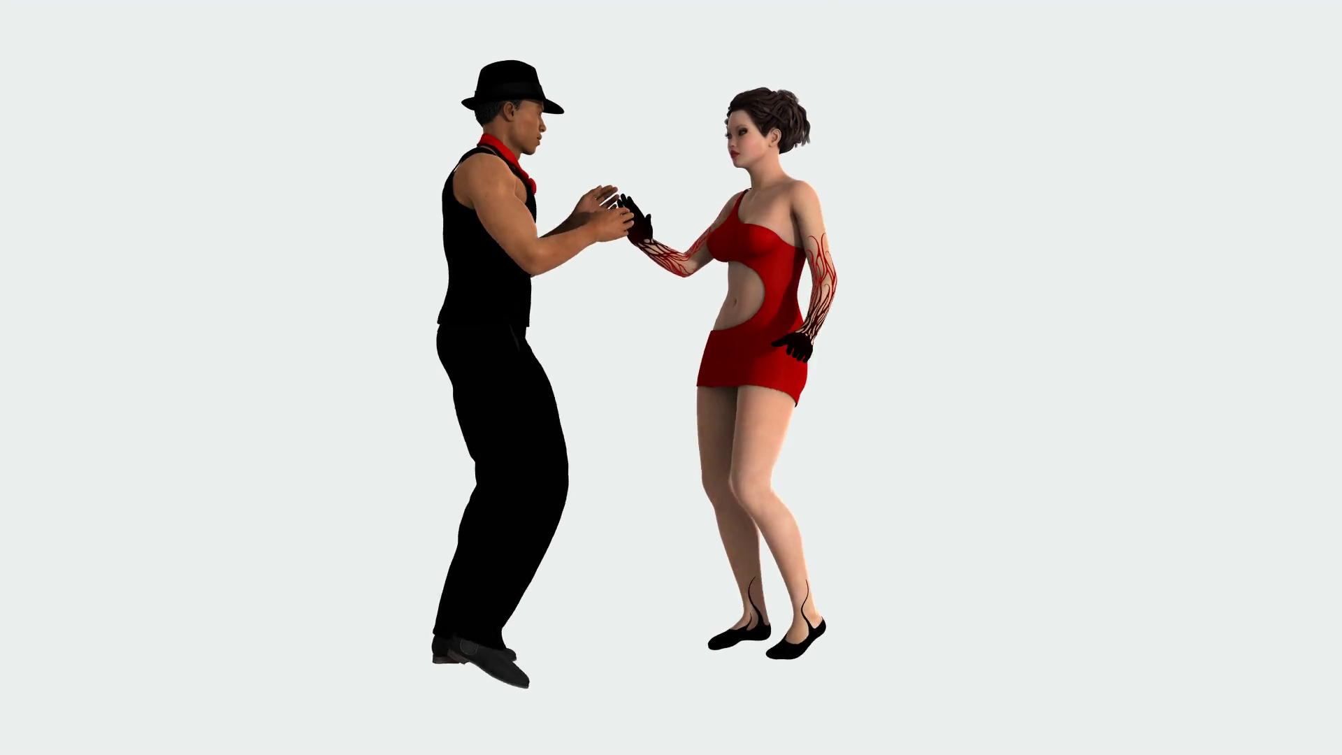 Animated Dancing PNG HD - 131060
