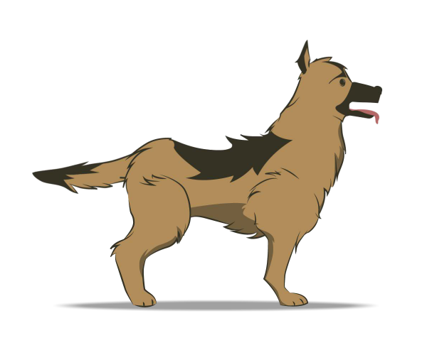 Animated Dog PNG-PlusPNG.com-600 - Animated Dog PNG