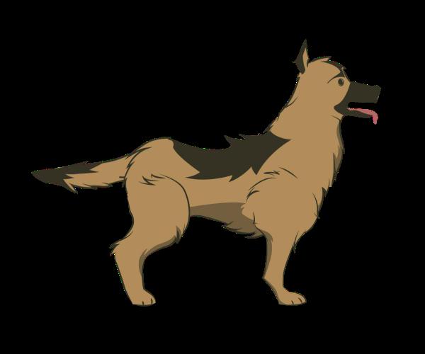 Animated Dog PNG - 158740