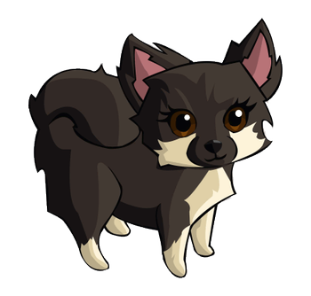 anime animal png - Google-søgning - Animated Dog PNG