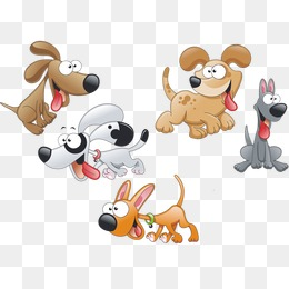 Cartoon Dog Pictures,dogs, Creative Cartoon Dog, Puppy, Cartoon PNG Image  And - Animated Dog PNG