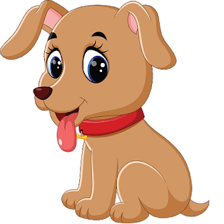 Cute-puppy-dog 2 - Animated Dog PNG
