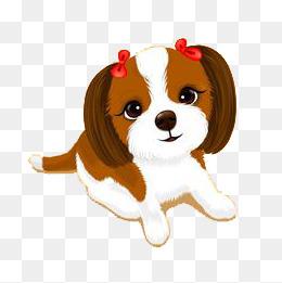 Animated Dog PNG - 158743