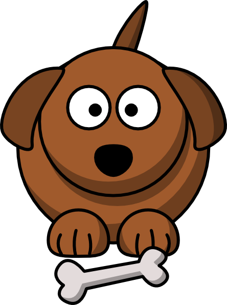 Download this image as: - Animated Dog PNG