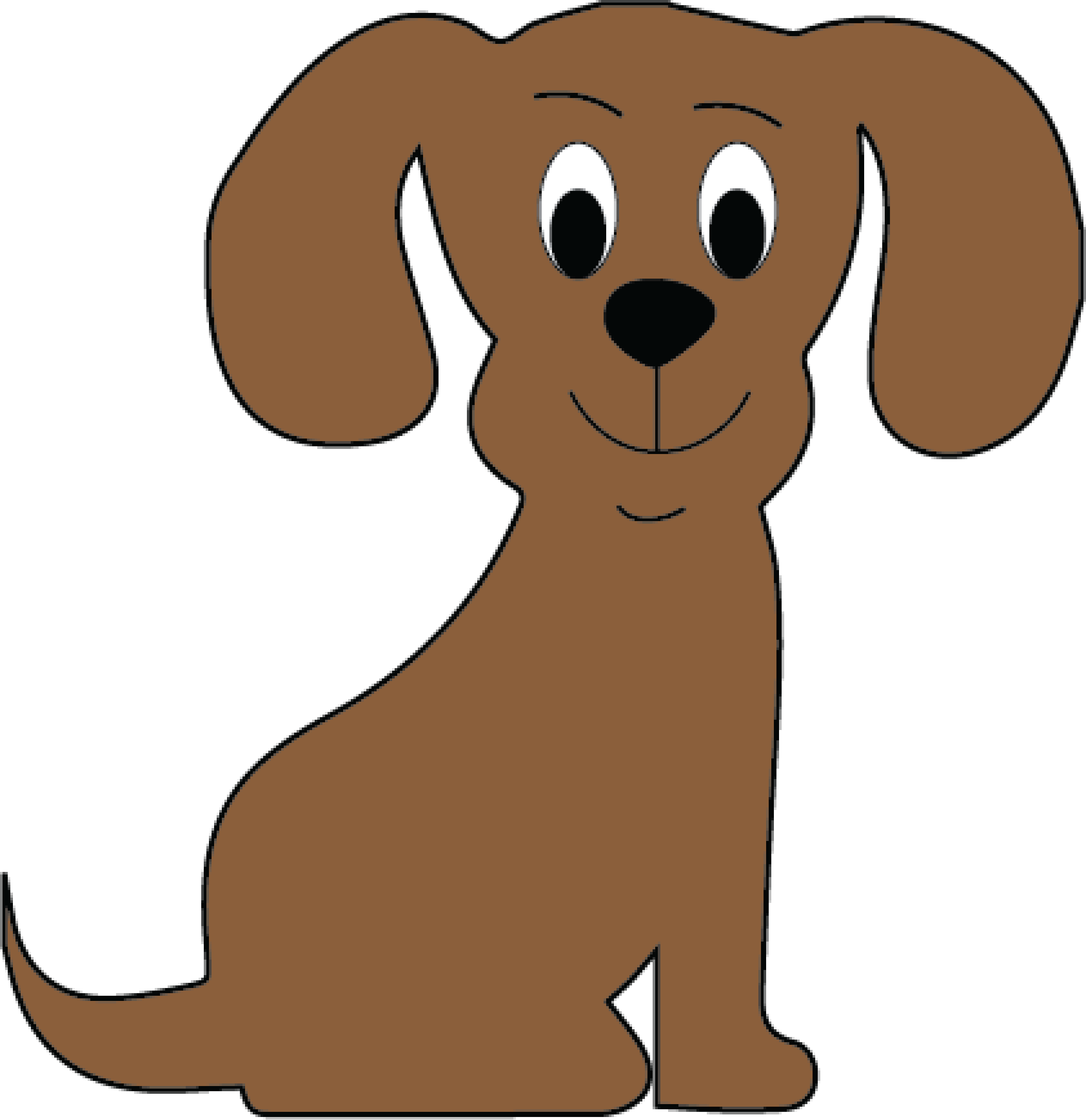 enter image description here - Animated Dog PNG