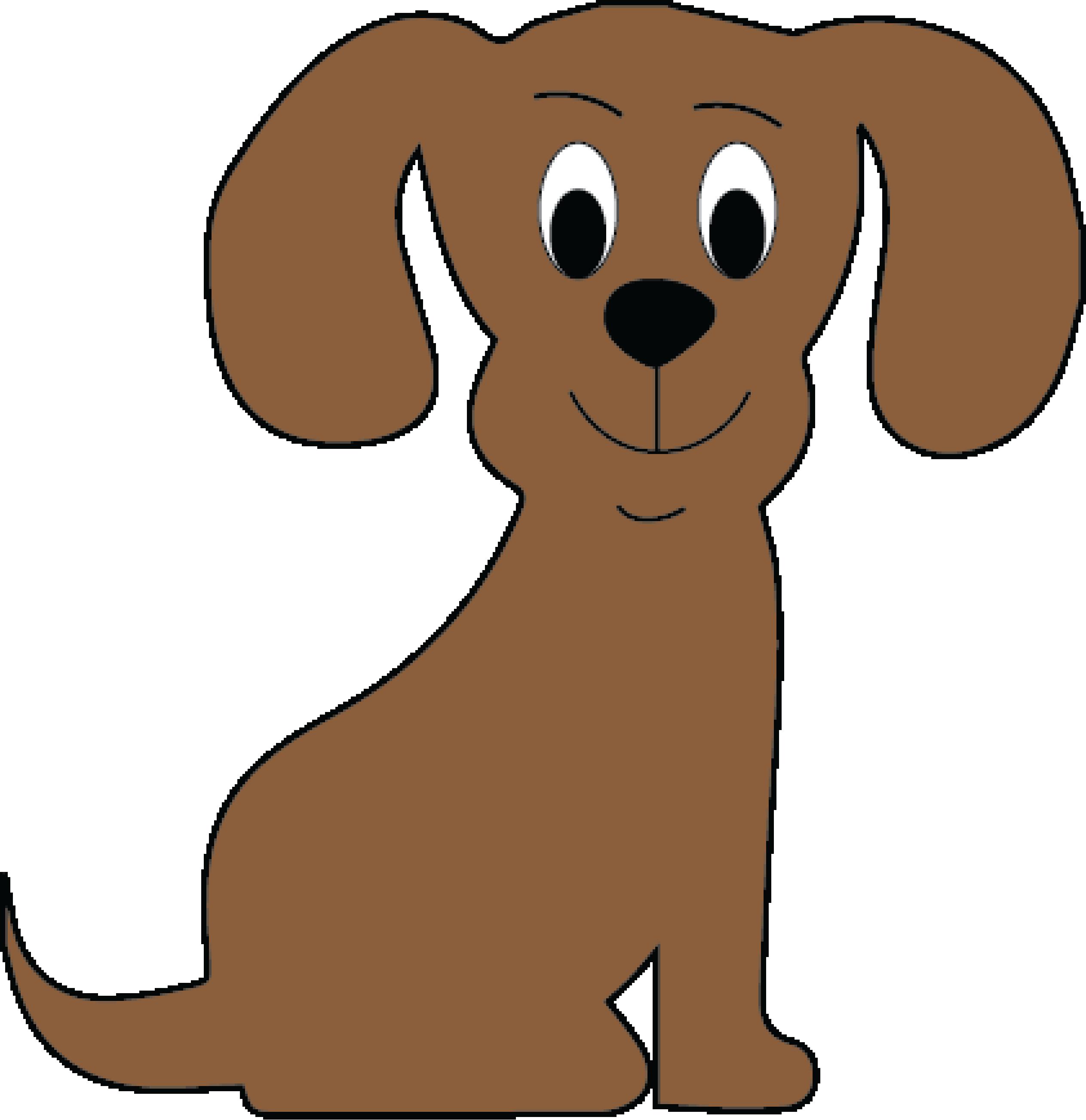 Animated Dog PNG - 158742