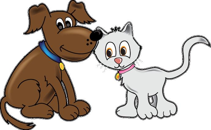 Animated Dog PNG HD - 127583