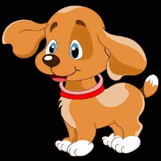 Animated Dog PNG HD - 127577