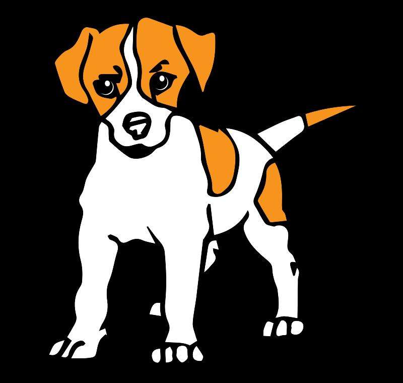 Animated Dog PNG HD - 127581
