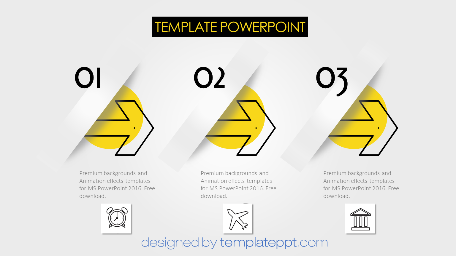 Powerpoint Templates Free Download 2016 - Animated PNG For Ppt Free Download