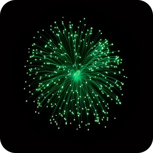 Animated PNG HD Fireworks - 129195