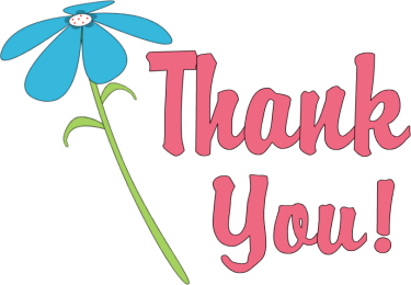 Animated Thank You Clipart For Powerpoint - Animated Thank You PNG For Powerpoint