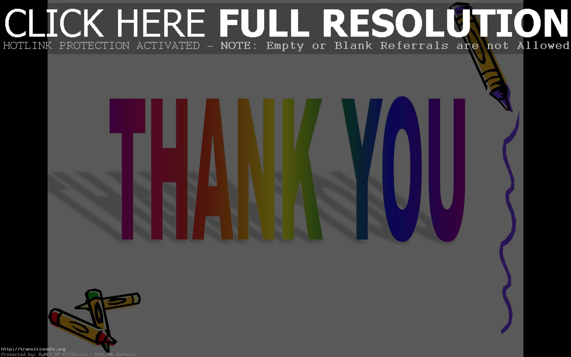 Animated Thank You Images For Powerpoint Presentations - Animated Thank You PNG For Powerpoint