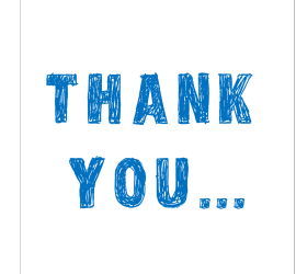ppt thank you - Animated Thank You PNG For Powerpoint