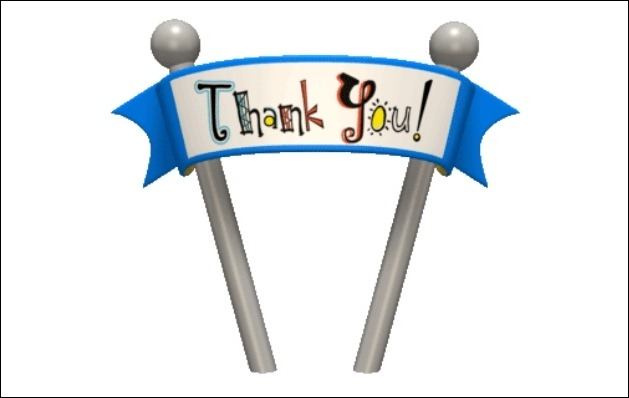 thank you ppt animation free animated powerpoint thank you clip art ideas - Animated Thank You PNG For Powerpoint