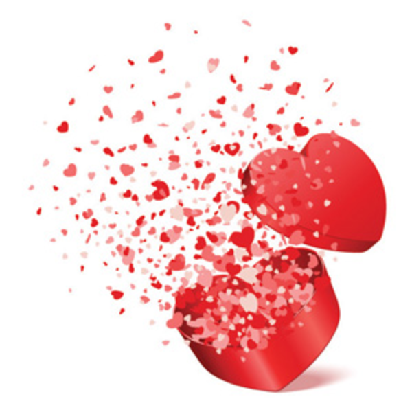 Related For Valentines Day Clipart Animated - Animated Valentines Day PNG