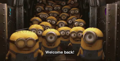 Animated Welcome Back PNG-PlusPNG.com-500 - Animated Welcome Back PNG