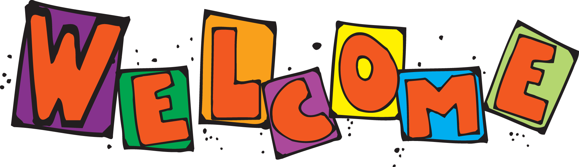 Welcome back clipart animated pluspng - Animated Welcome Back PNG
