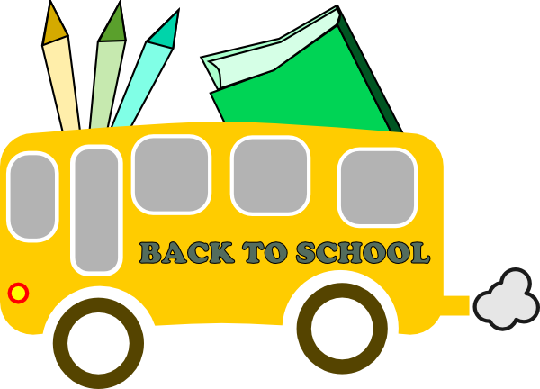 welcome back to school animated clip art - Animated Welcome Back PNG