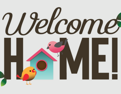 welcome home graphics - Animated Welcome Back PNG