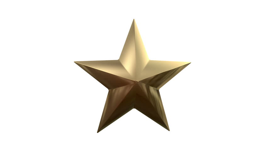 Star Animation - HD stock footage clip - Animation HD PNG