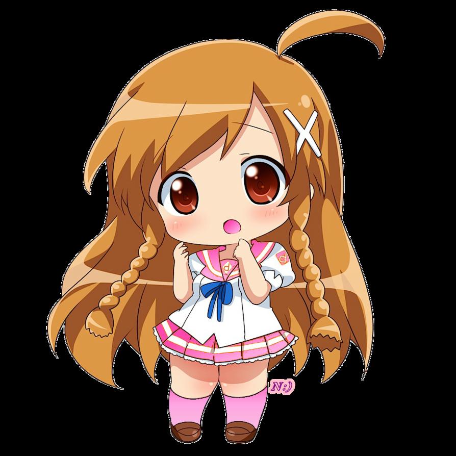 Anime-Chibi-2.png - Chibi PNG