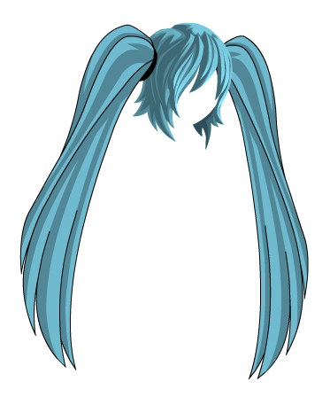 7xWD61M.jpg1 - Anime Hair PNG