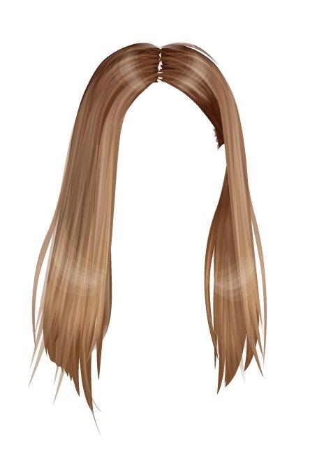 Anime Hair PNG - 168999