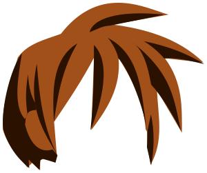 Anime Hair PNG - 168994