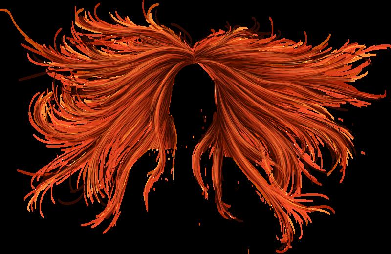 Anime Hair PNG - 169005