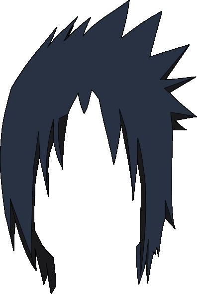Anime Hair PNG - 168996