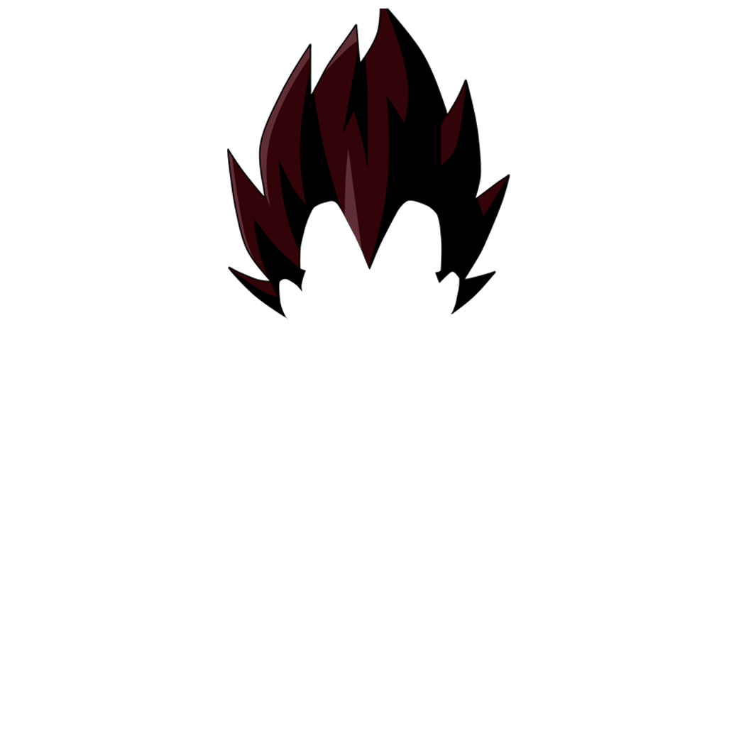 How Well Can You Tell Dragon Ball Zu0027s Spiky Haircuts Apart? A Super-Hard  Quiz - Anime Hair PNG