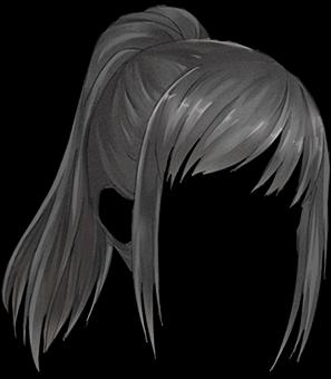 Anime Hair PNG - 168997